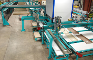 Automated Countertop Stacking System