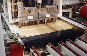 Specialty Drills for Kitchen Cabinet Panel Manufacturing