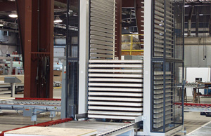 Automated Pallet Handling by Creative Automation