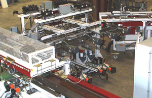 Trophy Component Drilling and Sawing Equipment
