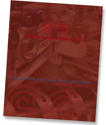 Creative Automation Corporate Brochure